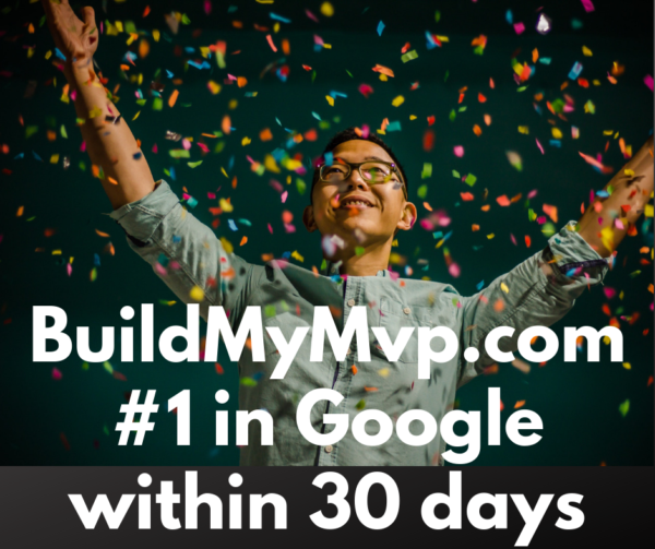 buildmymvp google